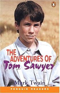 Amazon adventures of tom sawyer the level 1 penguin readers the adventures of tom sawyer penguin readers level 1 fandeluxe Gallery