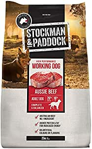 Stockman & Paddock Working Dog 20kg Dry Dog Food