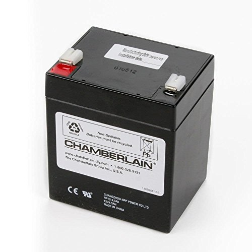Chamberlain 41B822 Garage Door Opener Battery Genuine Origin