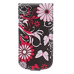 [Hellocase]Buttterfly y de la flor del modelo del caso del cuerpo completo para Samsung Galaxy S3 Mini i8190