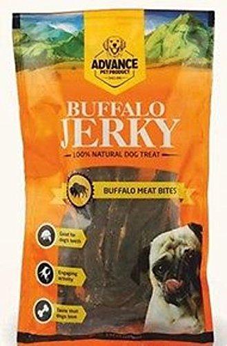 Buffalo Jerky Advance Pet Product for Dogs 3.52 oz.