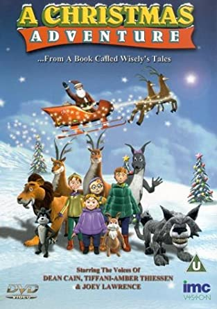 A Christmas Adventure - From a Book Called Wiselys Tales -Dean ...