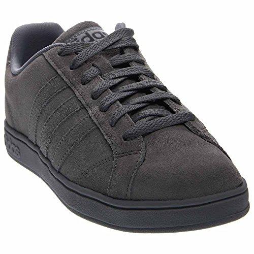 Adidas Neo Mens Advantage Vs Schoen Grijs / Grijs / Grijs