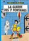 Johan et Pirlouit, tome 10 : La guerre des 7 fontaines par Peyo