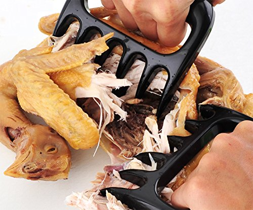 MEAT CLAWS Pulled Pork Shredder - For Perfectly Shredded Meat, These Are The Bear Claws You Need - Best Bear Claws Meat Shredder For BBQ, Smoker, Grill - Shred Your Meat, Don't Burn Your Hands!(Set of by Eohak (Image #7)
