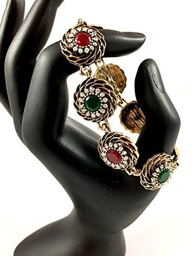 Turkish Inspired Bohemian Statement Bracelet product image