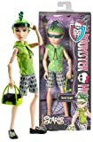 Deuce Gorgon: Son of Medusa ~ 10.5 'Monster High Monster High Scaris - City of Frights Figure figure die cast doll ( parallel import )