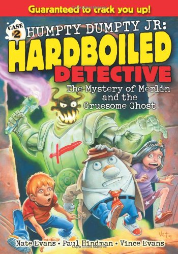The Mystery of Merlin and the Gruesome Ghost (Humpty Dumpty, Jr., Hardboiled Detective) pdf epub