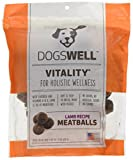 Dogswell Lamb Vitality Meatballs, 15 Oz. Review