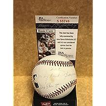 Gary Carter Baseball - Merry Christmas God Bless You Nsigned M l S55746 - JSA Certified - Autographed Baseballs