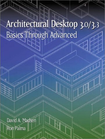 Architectural Desktop 3.0/3.3