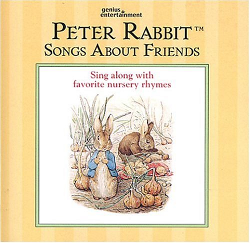 Price comparison product image Peter Rabbit - Songs About Friends