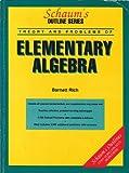 Elementary Algebra, Rich, Barnett, 0070522448