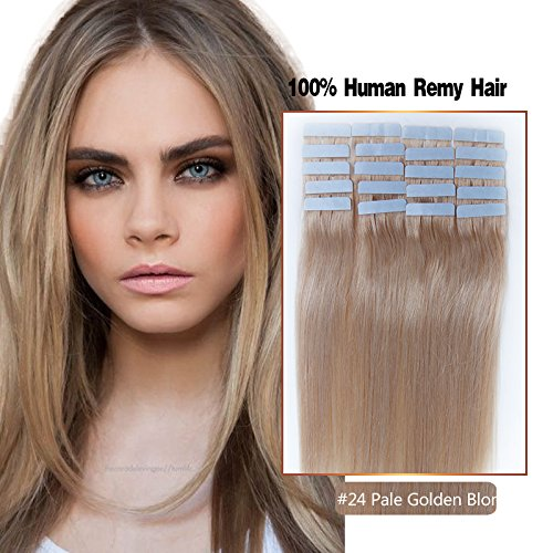 Amazon fabwigs tape in human hair extensions 16 18 20 22 amazon fabwigs tape in human hair extensions 16 18 20 22 24 inch 20pcs 30g 70g set silky straight skin weft human remy hair 18 inch 24 pale pmusecretfo Images