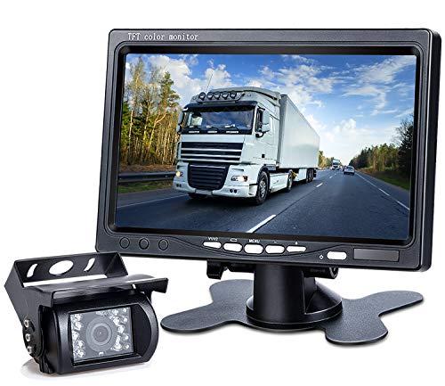 DVKNM Upgrade Backup Camera Monitor Kit