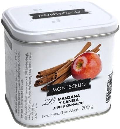 Montecelio - Infusión en Rama Piña Colada - 250 g: Amazon.es: Alimentación y bebidas