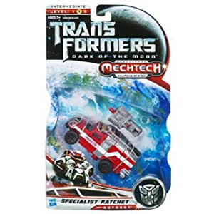 Transformers Mechtech Deluxe Specialist Ratchet