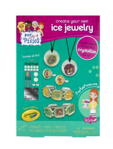 Crayola Pop Art Pixies Ice Jewelry
