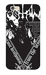 Iphone 6 Case, Premium Protective Case With Awesome Look - Watain Black Metal Heavy Hard Rock Band Bands Group Groups(gift For Christmas)