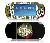 MusicSkins MS-PATD10014 Sony PSP Slim- Panic At The Disco- Vintage Circle Skin