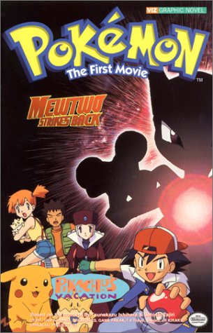 Pokemon : The 1st Movie: Mew2 Strikes Back (Pokemon)