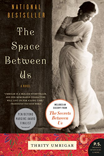 The Space Between Us: A Novel cover