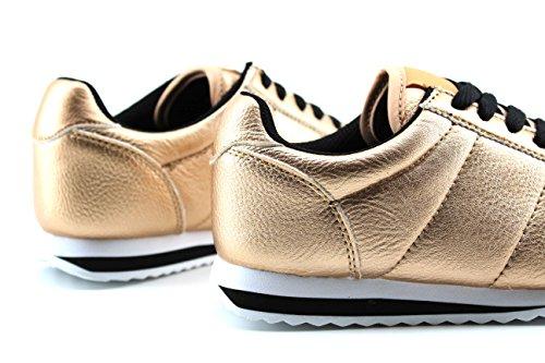 Modelisa - Zapatillas Deportivas Mujer Oro