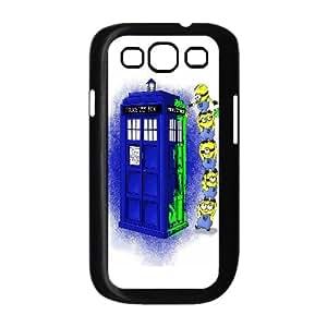 JJZU(R) Design Custom Phone Case with Doctor Who for Samsung Galaxy S3 I9300 - JJZU930113