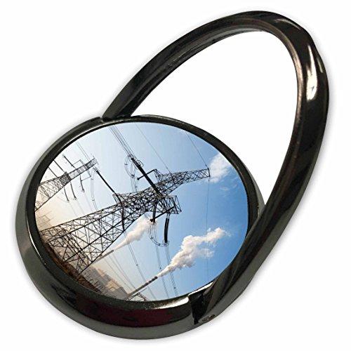 3dRose Danita Delimont - Energy - China, Datong, smokestacks at coal-fired Power Station - Phone Ring (phr_225565_1) ()