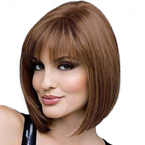 Tiny Lana Wigs Short Bob Hair Wigs 14