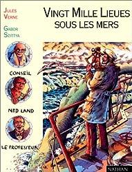 Vingt Mille Lieues sous les mers (texte intégral)