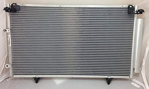 A-C Condenser - Cooling Direct For/Fit 3113 02-06 Toyota Camry 02-06 Lexus ES300/330 04-08 Solara