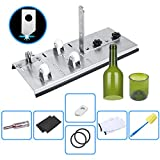 MGOTU Wine Bottle Glass Cutter Tools Kit Craft Cutting Machine Stainless Steel MT-02