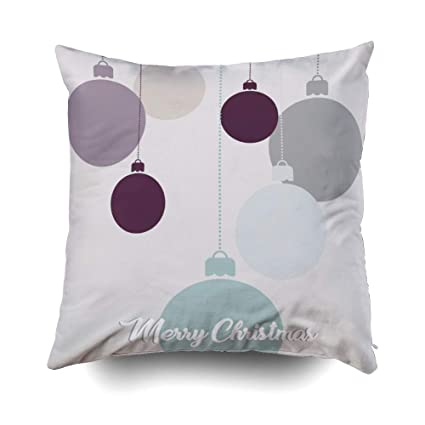 Amazon.com: EMMTEEY XMas Home Decor Throw Pillowcase for ...
