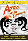 The Golden Age of Cartoons: Attack of the 30's Characters