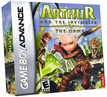 Amazon Com Arthur The Invisibles Artist Not Provided Video Games