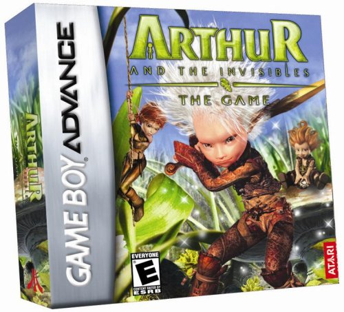 ATARI Arthur & the Invisibles