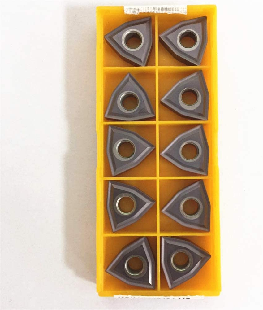Gaobey WNMG080404-MS VP15TF WNMG431-MS VP15TF New Carbide Insertsing 1pack 10Pcs