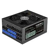 SilverStone Tek 1100 Watt ATX Power Supply with 80 Plus Titanium and Multi GPU Support SST-ST1100-TI