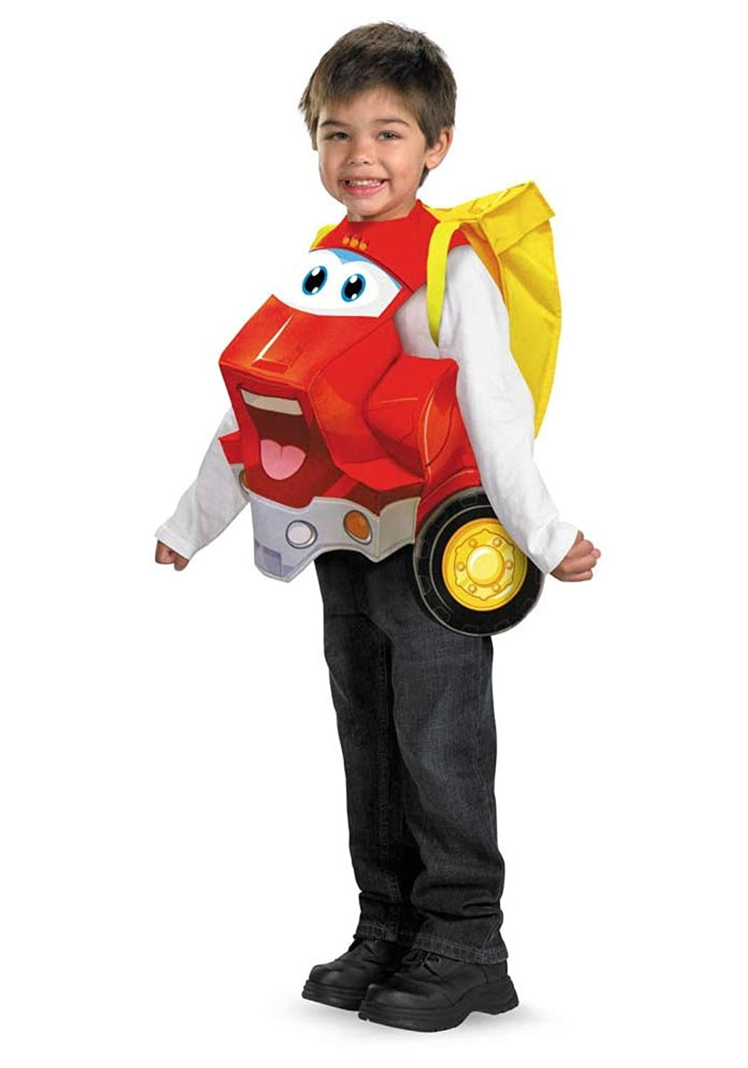 Amazon.com: Chuck Deluxe Child One Size Costume Item - Disguise ...