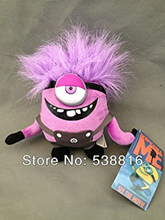 Amazon.com: Despicable Me 2 Felpa Peluches Minion Evil ...