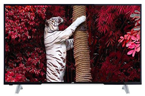 JVC LT-49VF53A 124 cm (49 Zoll) Fernseher (Full HD, Triple Tuner, DVB-T2 H.265/HEVC, Smart TV)