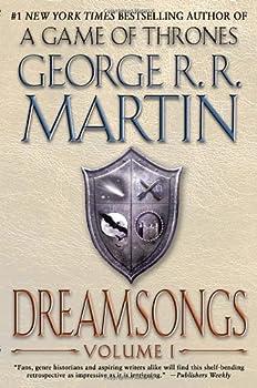GRRM: A RRetrospective 0553385682 Book Cover
