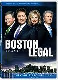 Boston Legal: Season 4 (Bilingual)