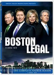 Boston Legal: Season 4 (B002XLGODG)   Amazon price tracker / tracking, Amazon price history charts, Amazon price watches, Amazon price drop alerts