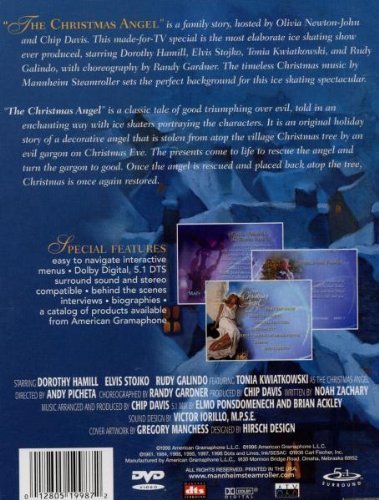 Mannheim Steamroller - The Christmas Angel: A Story on Ice