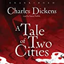 A Tale of Two Cities Hörbuch von Charles Dickens Gesprochen von: Simon Prebble