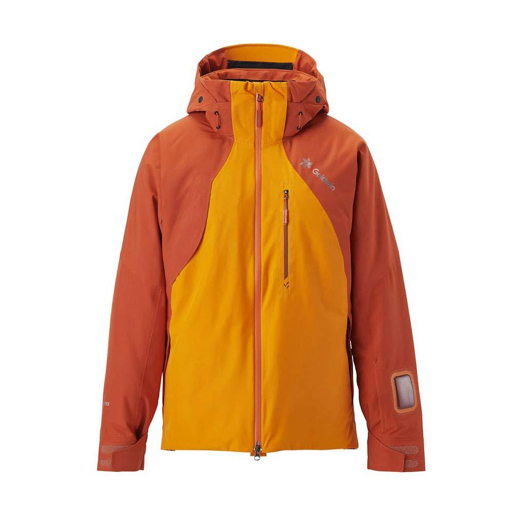 ゴールドウィン(ゴールドウィン) スキーウエア ジャケット TELLUS JACKET G11922P-O フラッシュオレンジ L