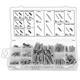 Ansen Tools AN 235 Spring Assortment in 20 Popular Sizes, 200 Piece