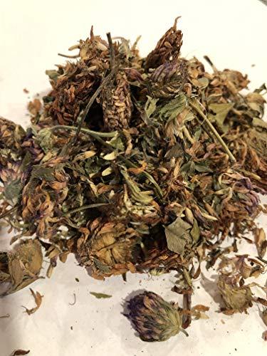 - Organic Bio Herbs-Organic Dried Red Clover Flowers (Trifolium pratense) 6 Oz.